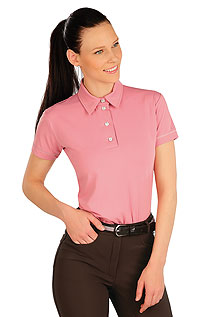 Riding T-shirts LITEX > Women´s polo T-shirt.