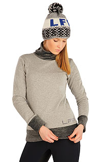 Equestrian clothing LITEX > Women´s  turtleneck with long sleeves.