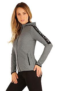 Reitbekleidung LITEX > Damen Sweatshirt mit Kapuzen.