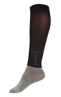 Equestrian accessories LITEX > RIDERS knee socks.