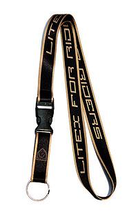 Equestrian accessories LITEX > LFR key ring.